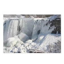Bridal Veil Falls Postcards (Package of 8)