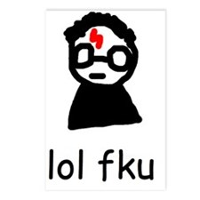 lolfku(large) Postcards (Package of 8)