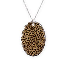 443 Cheetah Necklace