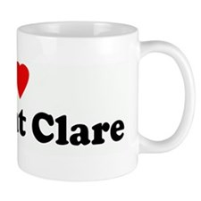 I Love My Aunt Clare Mug