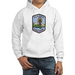 Alaska Game Warden Hooded Sweatshirt