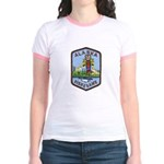 Alaska Game Warden Jr. Ringer T-Shirt