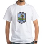 Alaska Game Warden White T-Shirt