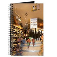 Europe, Germany, Bavaria, Passau, wine sto Journal