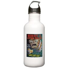 NLB small Poster CP2 Water Bottle