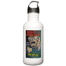 NLB Poster CP1 Water Bottle