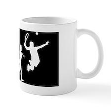 evolution tennis14x6-2 Small Mug