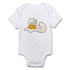 Eggs Infant Bodysuit
