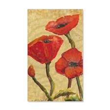 poppy-parade441_iphone_case Wall Decal