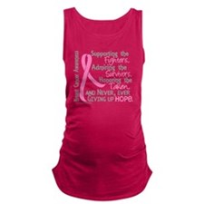 - ©Supporting Admiring Honoring Maternity Tank Top