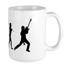 evolution rock14x6 Mug