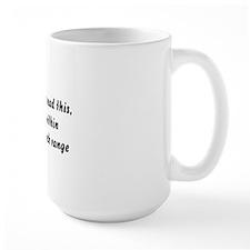 touchattackblack Mug