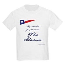 The Alamo Kids T-Shirt