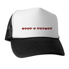 JACK-A-RANIAN Trucker Hat