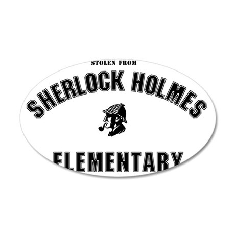 shelementary_smalls 35x21 Oval Wall Decal