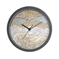 Mosaic Wall Clock