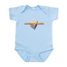 Funny Crop circle Infant Bodysuit