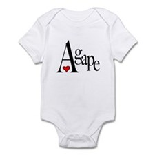 Agape Infant Bodysuit