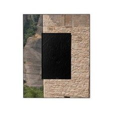 Meteora. Escape ladder and chain aga Picture Frame