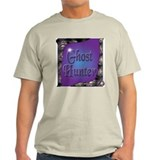 Ornate Ghost Hunter T-Shirt (ash grey)