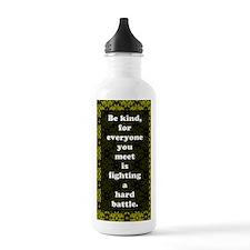 JOURNAL - Hufflepuff Water Bottle