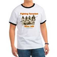 Fighting Terrorism Since 1492 - Apache T