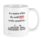 Australian Terrier World Mug