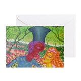 The bishop Greeting Cards (Pk of 10)