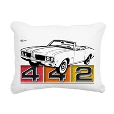 autonaut-olds-442-001 Rectangular Canvas Pillow