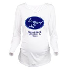 sav idol store Long Sleeve Maternity T-Shirt