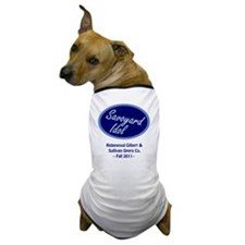 sav idol store Dog T-Shirt