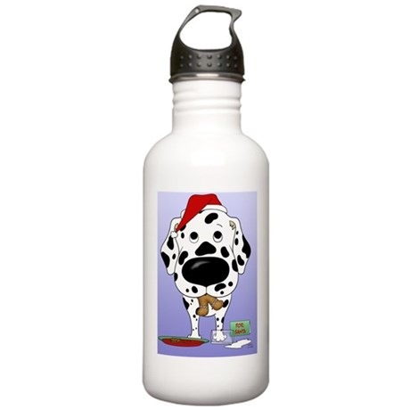 DalmatianBlue Stainless Water Bottle 1.0L
