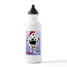 DalmatianBlue Water Bottle
