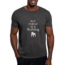 Bulldog Child T-Shirt