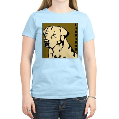 Yellow Military Lab Women's Light T-Shirt