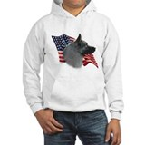 Elkhound Flag Jumper Hoody