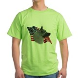 Elkhound Flag T-Shirt