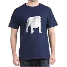 White Bulldog S T-Shirt