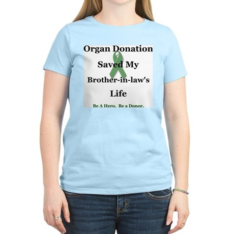 Brother-in-law Transplant Women's Light T-Shirt