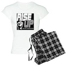 rise up the 99% revolution  Pajamas