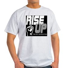 rise up the 99% revolution 1 T-Shirt