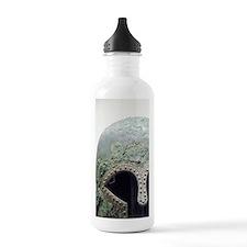 Bronze helmet of Corin Water Bottle