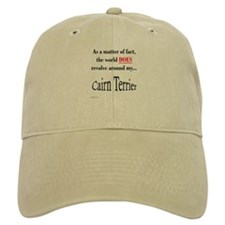 Cairn Terrier World Baseball Cap