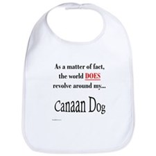 Canaan Dog World Bib