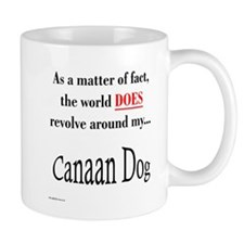 Canaan Dog World Mug