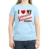 Love My Lab Grandpup T-Shirt