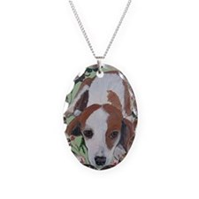 4x6V PennyBeagle Necklace