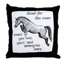 moonstars Throw Pillow