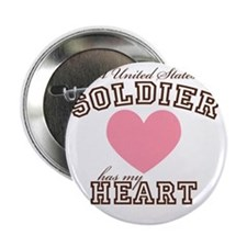 "aussoldierhasmyheart 2.25"" Button"