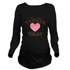 austankerhasmyheart Long Sleeve Maternity T-Shirt